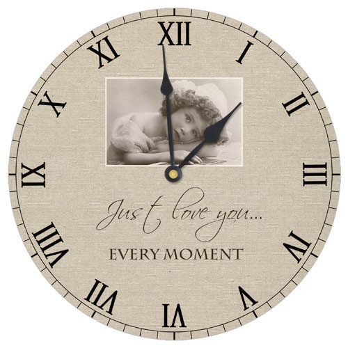Часы настенные круглые Just love 36 см (CHR_K_15M034)