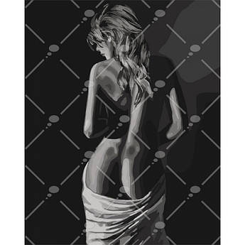 Картина по номерам Соблазнительность 40 х 50 см (KHO4580)