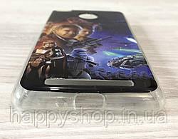 Силиконовый чехол для Xiaomi Redmi 3s,3x,3 Pro (Star Wars), фото 2