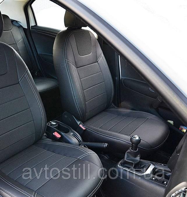 Чохли на сидіння авто Citroen C-Elysee 2013-..