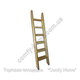 Лестница деревянная 2.2м