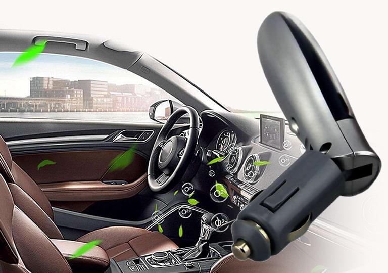 """Ионизатор-очиститель воздуха для салона автомобиля (""""А-101"""")"""