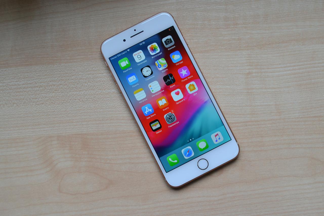 Apple Iphone 8 Plus 256Gb Gold Neverlock Оригинал!