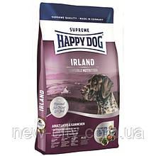 Корм для собак Happy Dog (Хэппи Дог) Irland Sensible при чувствительной проблемной коже, 4 кг