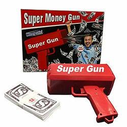 Пистолет денежный дождь Super Gun