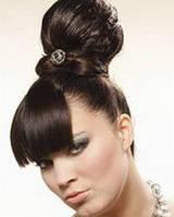 Прическа, вечерняя укладка волос