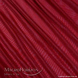 Тюль    Вуаль Китайская Вишня, арт. MG-69565, Тесьма-Органза 6 см, Однотонный, 290*300 см, фото 2