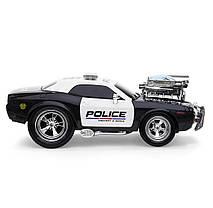 Полицейская машина на управлении от ВСР, фото 2