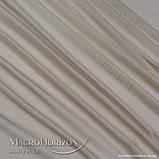 Комплект Готового Тюля Вуаль Сизый, арт. MG-121505, Тесьма-Органза 6 см, Однотонный, 290*400 см, фото 2