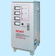 Стабилизатор напряжения электромеханический Ресанта АСН-6000/3-ЭМ (6 кВт)
