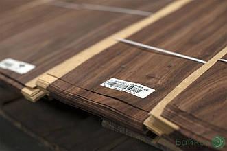 Шпон Гренадилло (натуральный)  - 0,6 мм  2,10 до 2,55 м/10 см+ (Logs)
