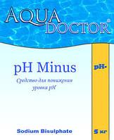 Средство для уменьшения уровня pH AquaDoctor ph minus (25кг)