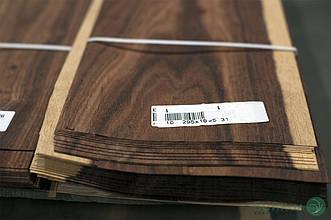 Шпон Гренадилло (натуральный) - 0,6 мм 2,60 м+/10 см+ (Logs)