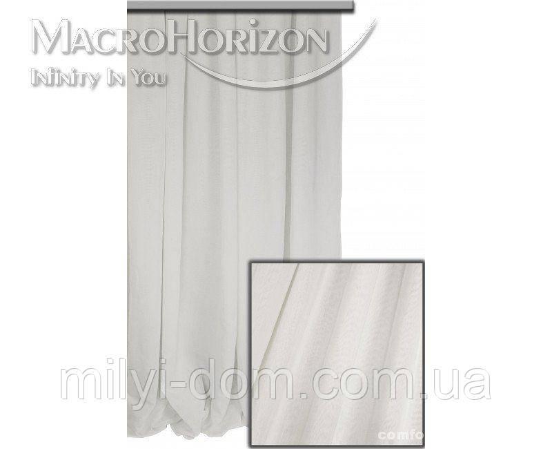 Комплект готового Тюля Батист №3195 белый, арт. MG-114080
