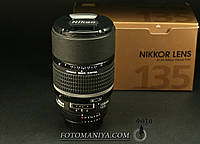 AF DC Nikkor 135mm f2.0 D, фото 1