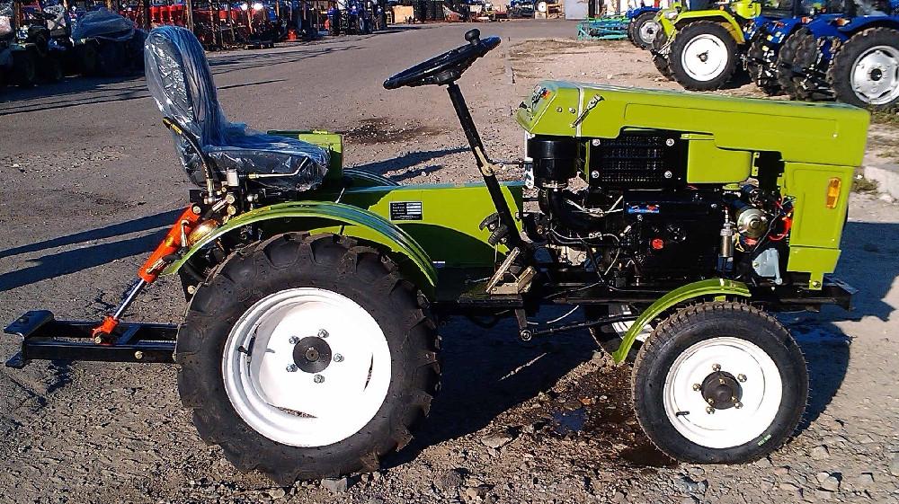 мини-трактор Кентавр DW 120С