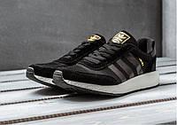 Кроссовки мужские Adidas Iniki Runner Boost Black