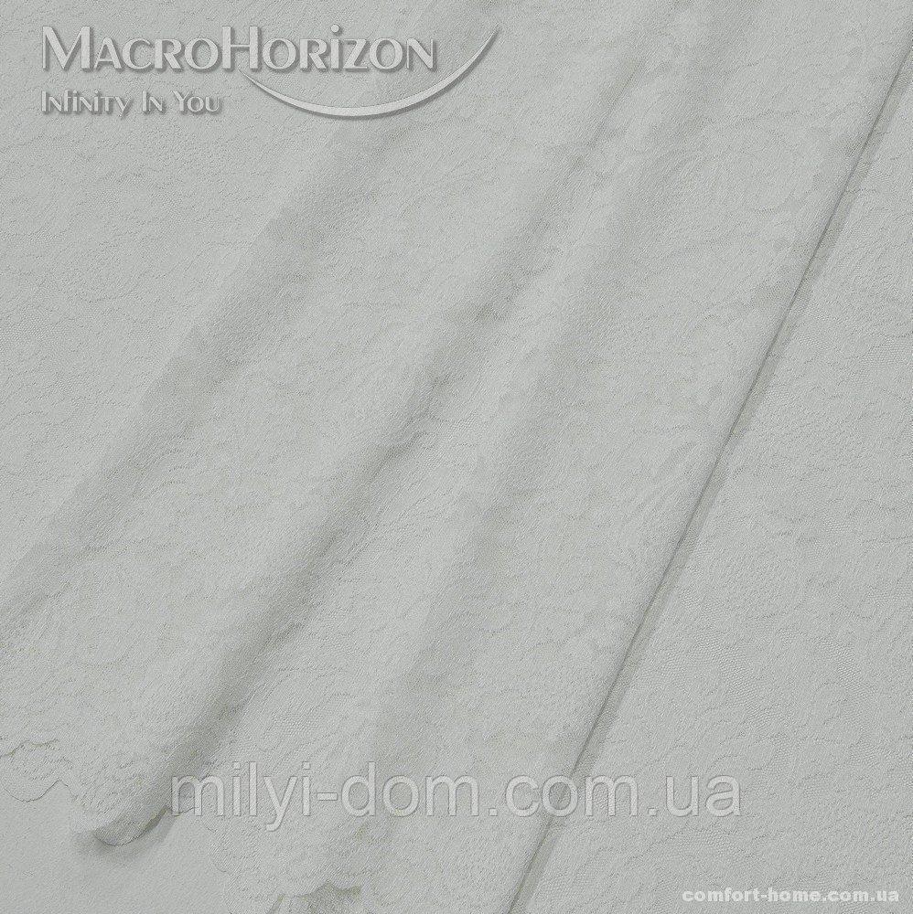 Комплект готового Тюля Гипюр Нежность молочный, арт. MG-144999