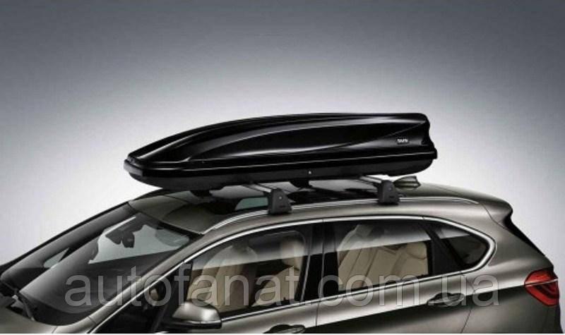 Оригинальный багажный бокс  320 L черный BMW X1 (E84) (82732209907)