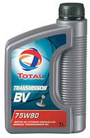 Трансмиссионное масло Total Transmission BV 75W80 1L 166277