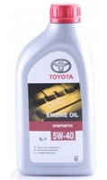 Масло моторное Toyota Engine Oil 5W40 1L 08880-80836