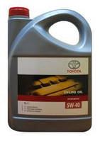 Масло моторное Toyota Engine Oil 5W40 5L 08880-80835