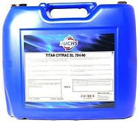 Трансмиссионное масло Fuchs TITAN CYTRAC MB SYNTH 75W-90 600683962