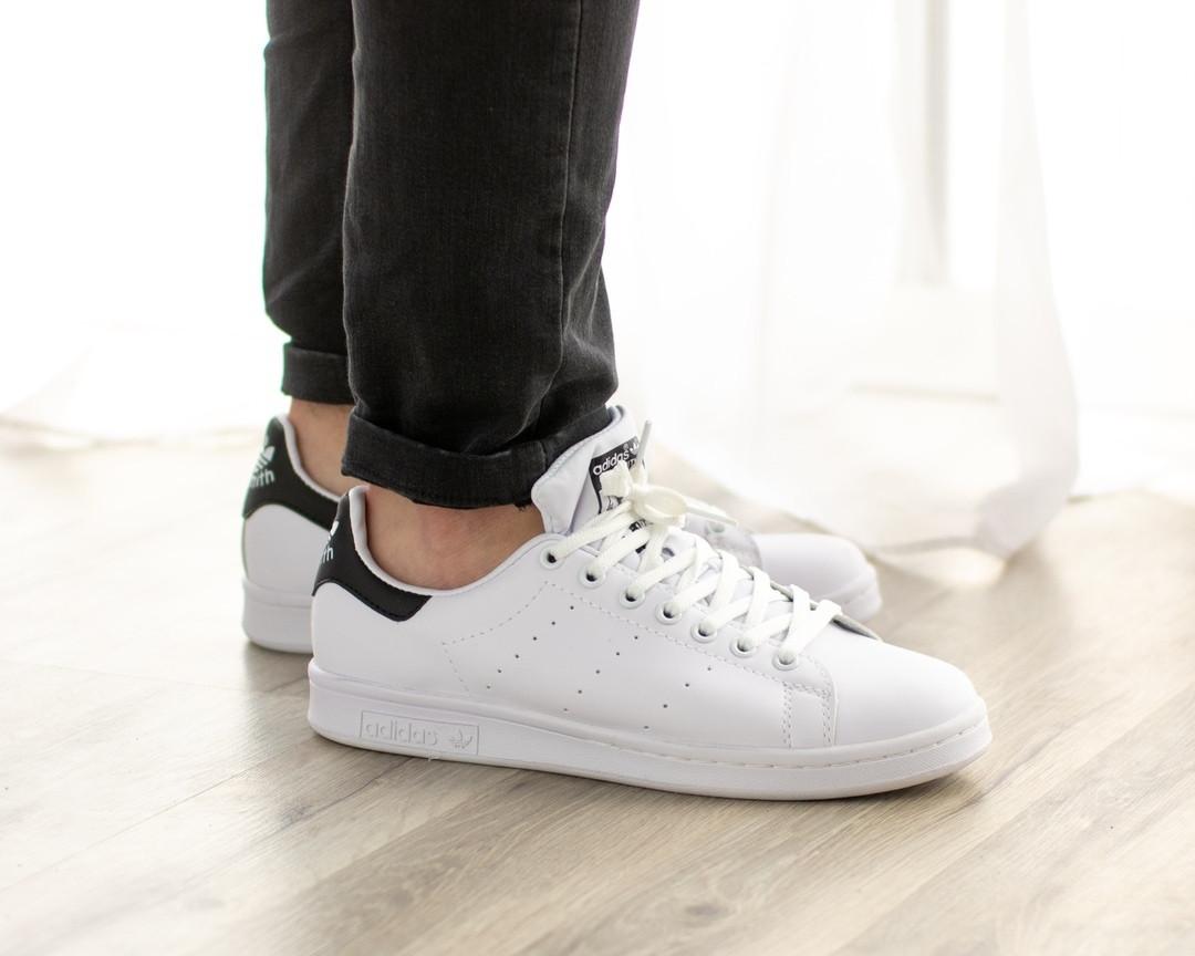 Мужские кроссовки в стиле Adidas Stan Smith (41, 42, 43, 44 размеры)