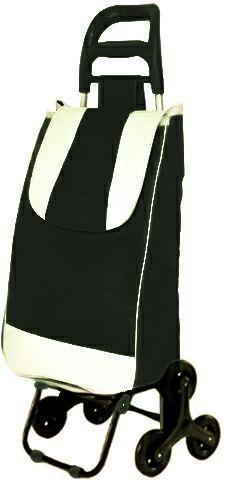 Тачка сумка с тройным колесом кравчучка Stenson MH-2786 95 см, черная