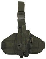 Тактическая кобура с системой MOLLE от MFH, фото 1
