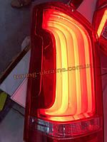 Задние фонари LED для Mercedes Vito  V W447 2014+ гг.