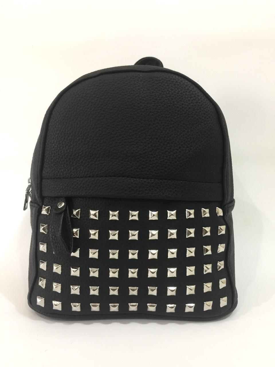 Женский рюкзак 18019, черный