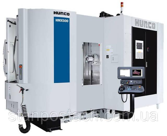 Горизонтальные обрабатывающие центры HURСO HMX серия