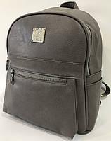 Женский рюкзак 18092, серый, фото 1
