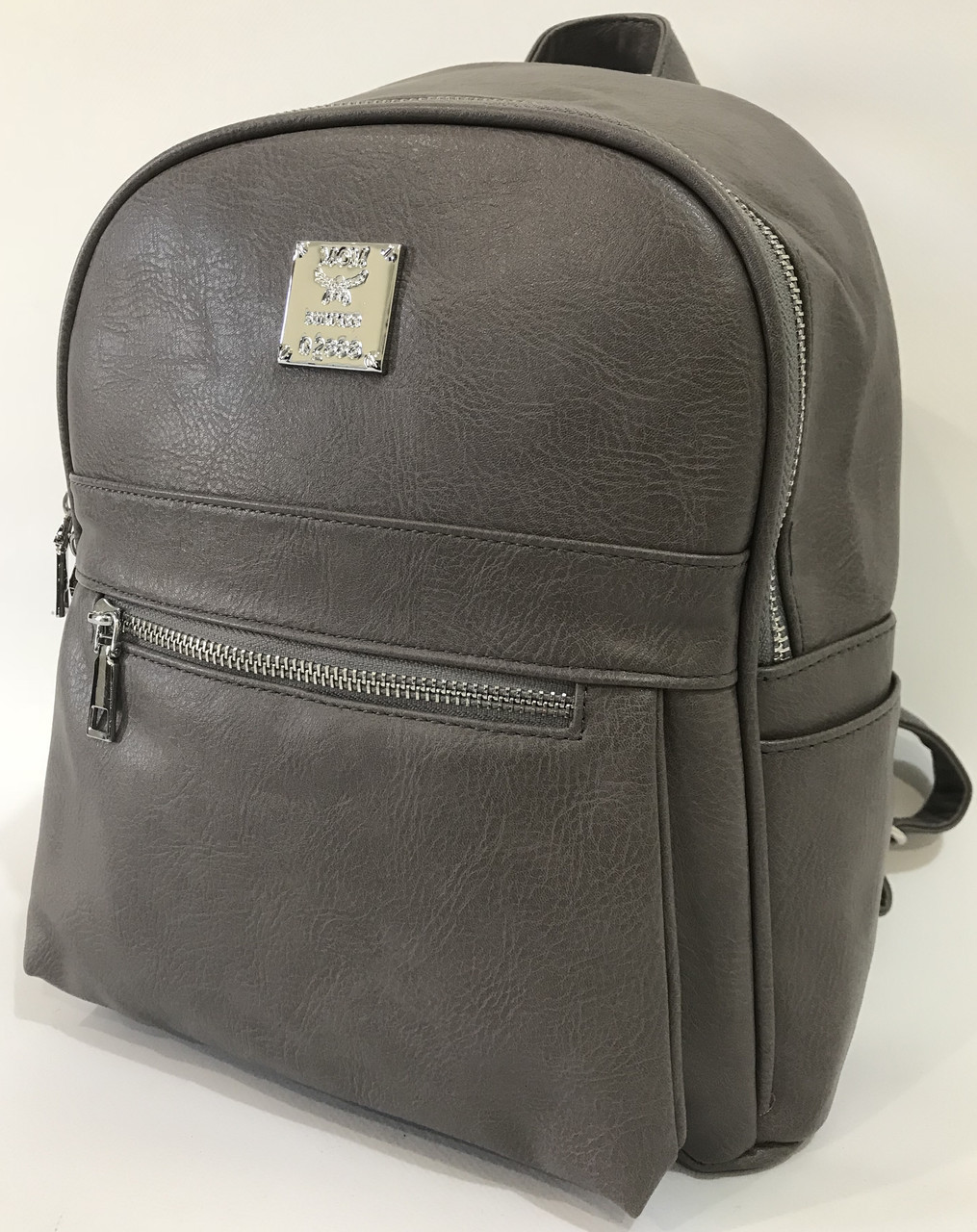 Женский рюкзак 18092, серый