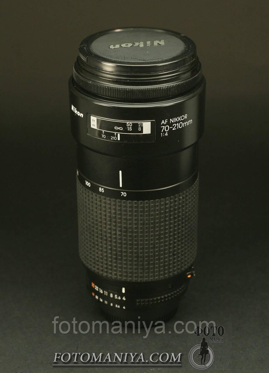 AF Nikkor 70-210mm f4.0