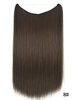 Накладне волосся на волосіні,тресс (кольори в асортименті), фото 1