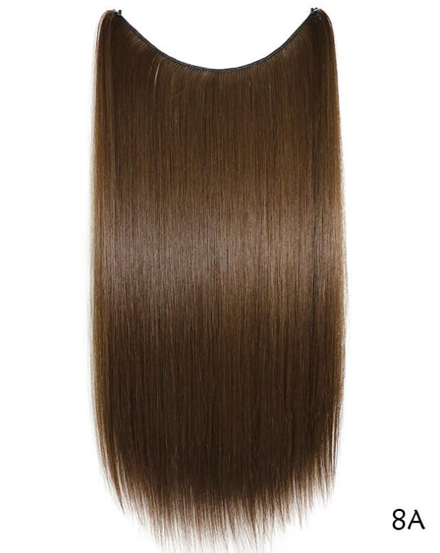 Накладне волосся на волосіні,тресс (кольори в асортименті)