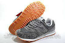 Мужские кроссовки в стиле New Balance 574 Classic, Gray, фото 3
