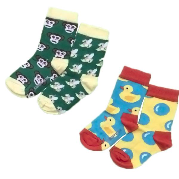 Набор детских носков Sammy Icon Albert+Furphy 12-24 месяцев