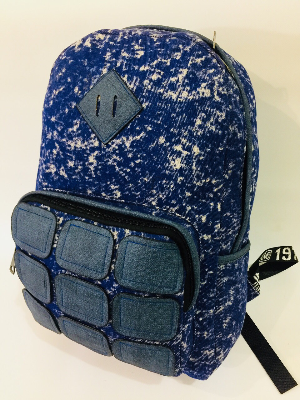 Городской рюкзак 8229, синий