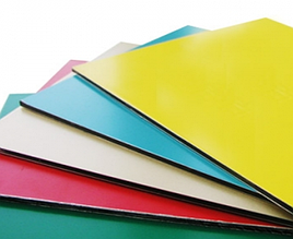 Алюминиевая композитная панель SKYBOND бежевый (RAL 1015), 3 мм (0,21 / 0,21), лист 1250х5800 мм