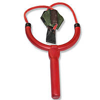 Рогатка рыболовная для заброса прикормки (пластиковая ручка)