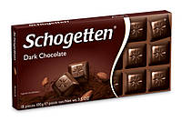 Шоколад чёрный, Schogetten. Порционные кусочки, 100 грамм