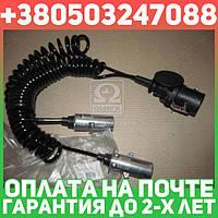 ⭐⭐⭐⭐⭐ Кабель ABS двойной 7/15 (штекер металл) (RIDER)  RD 81.01.45