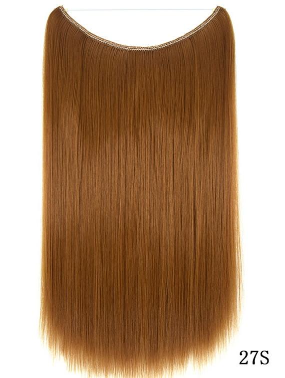 Накладные волосы на леске,трессы (цвета в ассортименте)
