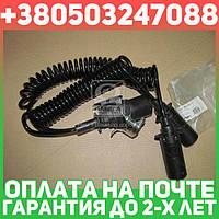 ⭐⭐⭐⭐⭐ Кабель ABS двойной 7/15 (штекер пластик) (RIDER)  RD 01.01.48