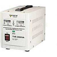 Стабилизатор напряжения  FORTE TVR-2000VA(2 аналог.дисплея)