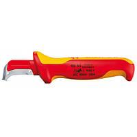 Нож для удаления изоляции Knipex 155 mm (98-55)