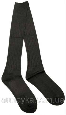 7b96ced72c37b Армейские теплые носки BW, черные - купить по лучшей цене в Харькове ...